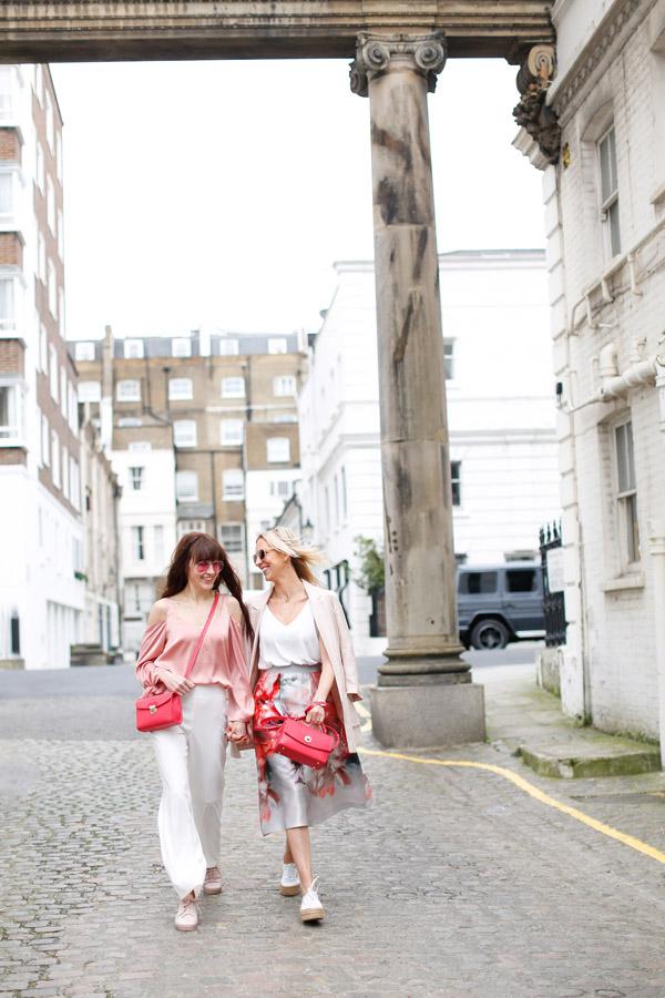 Belle & Bunty London Fashion Bloggers Designers Street style Wallis