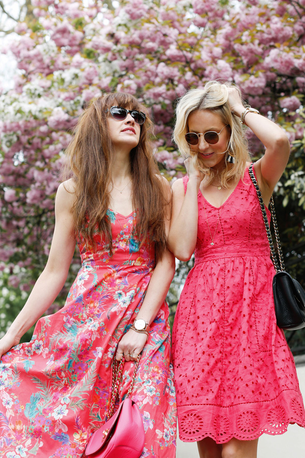 Belle & Bunty London for Monsoon SS17 summer occasion wear what to wear to a wedding party