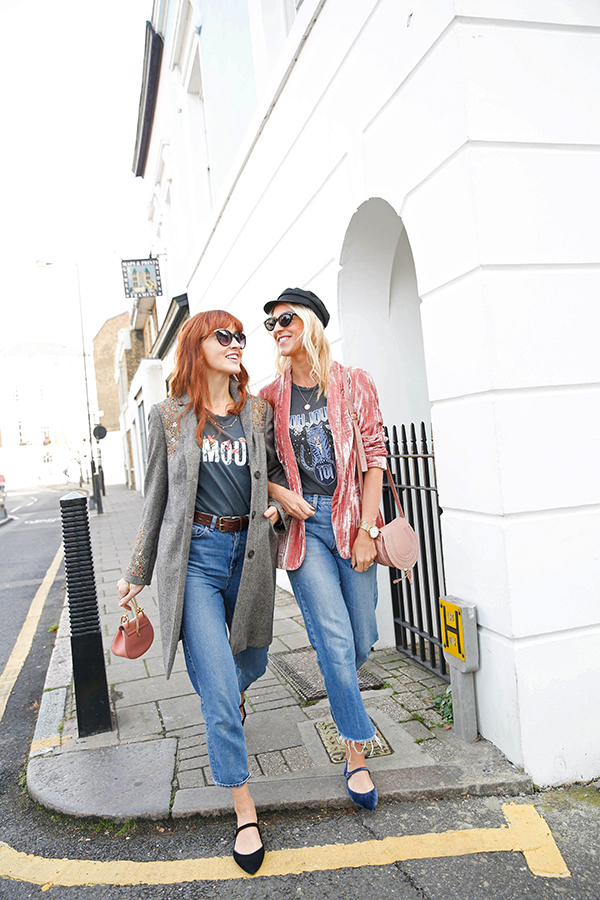 Belle & Bunty London blog street style photography boden icons Victoria metaxas
