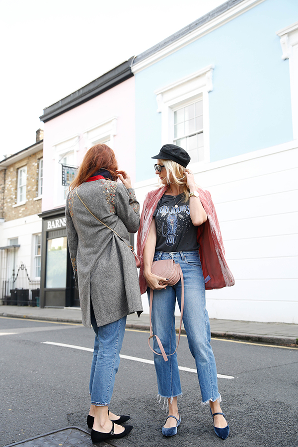 Belle & Bunty London blog street style photography bodes icons Victoria metaxas