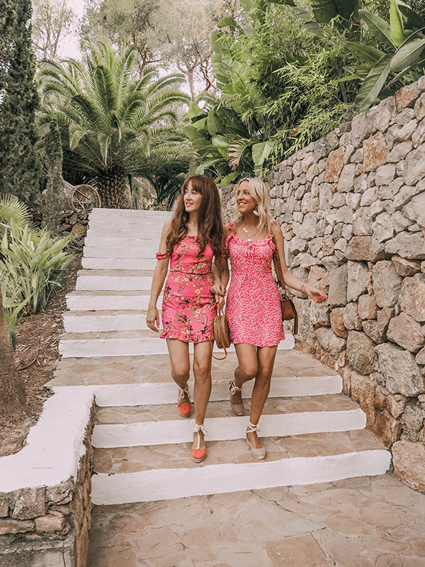 BELLE & BUNTY LONDON BLOGGERS TRAVEL BLOG IBIZA Cathy guetta bikini where to go stay eat
