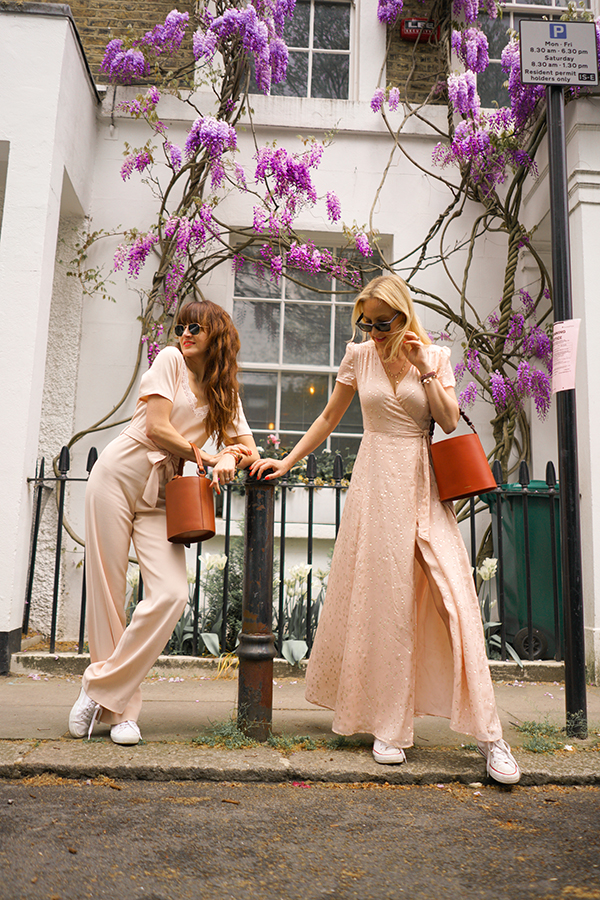belle and bunty sezane styling summer ss19 outfits
